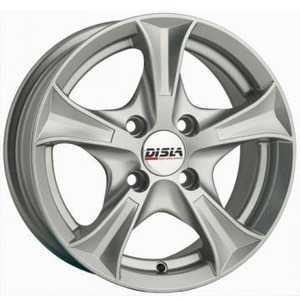 Купить DISLA Luxury 306 FS R13 W5.5 PCD4x100 ET30 DIA67.1