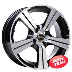 Купить TECHLINE 503 BD R15 W6.5 PCD4x98 ET35 HUB58.6