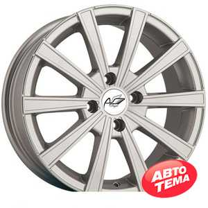Купить ANGEL Mirage 610 S R16 W7 PCD5x108 ET38 DIA67.1