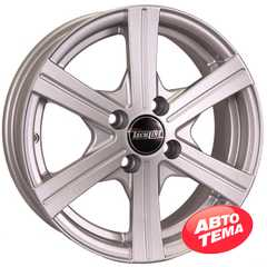 Купить TECHLINE TL 414 S R14 W5.5 PCD4x100 ET43 HUB60.1