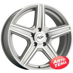 Купить Легковой диск ANGEL Scorpio 704 S R17 W7.5 PCD5x100 ET35 DIA67.1