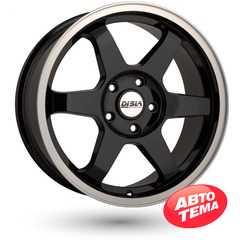 Купить DISLA JDM 719 BD R17 W7.5 PCD5x114 ET42 DIA67.1