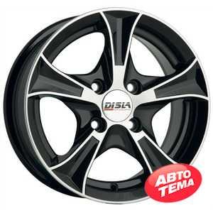 Купить DISLA LUXURY 606 BD R16 W7 PCD5x100 ET38 DIA67.1