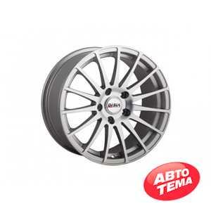 Купить DISLA TURISMO 720 S R17 W7.5 PCD5x100 ET40 DIA67.1