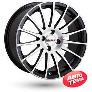 Купить DISLA Turismo 720 BD R17 W7.5 PCD5x100 ET40 DIA67.1