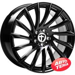 Купить TOMASON TN16 Glossy Black R17 W7.5 PCD5x112 ET47 HUB66.6