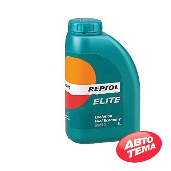 Моторное масло REPSOL ELITE EVOLUTION FUEL ECONOMY - Интернет магазин резины и автотоваров Autotema.ua