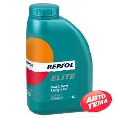 Моторное масло REPSOL ELITE EVOLUTION LONG LIFE - Интернет магазин резины и автотоваров Autotema.ua