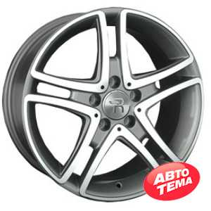 Купить REPLAY MR140 GMF R17 W7.5 PCD5x112 ET47 HUB66.6
