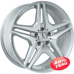 Купить REPLICA MR800 SF R19 W9.5 PCD5x112 ET43 DIA66.6