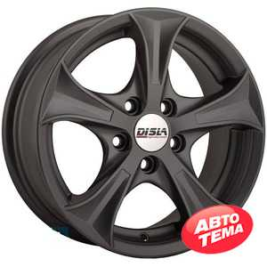 Купить DISLA Luxury 606 GM R16 W7 PCD5x112 ET38 DIA57.1