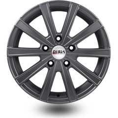 Купить DISLA Turismo 720 GM R17 W7.5 PCD5x112 ET40 DIA66.6