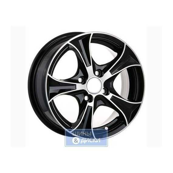 Купить Легковой диск ANGEL Luxury 406 (BD) R14 W6 PCD4x98 ET37 DIA67.1