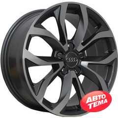 Купить REPLICA AUDI Z459 DGMF R16 W6.5 PCD5x100 ET40 DIA57.1