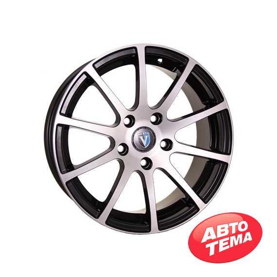 Купить TechLine VENTI 1603 BD R16 W6.5 PCD5x114.3 ET45 HUB67.1