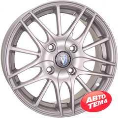 Купить TECHLINE 1406 S R14 W5.5 PCD4x98 ET35 HUB58.6