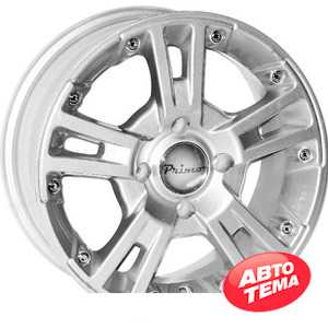 Купить PRIMO A267 Silver R14 W6 PCD4x98 ET38 DIA58.6