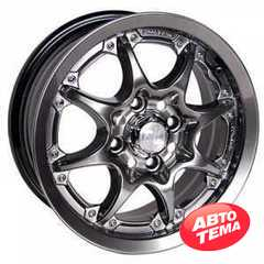 Купить Легковой диск RW (RACING WHEELS) H-113 HPT R13 W5.5 PCD4x98 ET35 DIA58.6