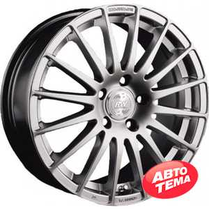 Купить RW (RACING WHEELS) H305 HS R15 W6.5 PCD5x114.3 ET40 DIA73.1