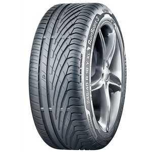 Купить Летняя шина UNIROYAL RainSport 3 255/45R18 91V