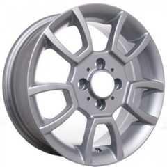 Купить Легковой диск STORM YQR-017 Silver R14 W5.5 PCD4x98 ET40 DIA58.1