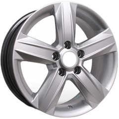 Купить Легковой диск STORM YQR-054 Silver R15 W6 PCD5x105 ET39 DIA56.6