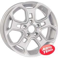 Купить Легковой диск STORM ATR-573 Silver R15 W6 PCD5x108 ET52.5 DIA63.4