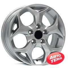 Купить Легковой диск STORM WR-M0029 Silver R15 W6.5 PCD5x108 ET52.5 DIA63.4