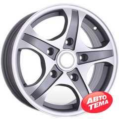 Купить Легковой диск VENTO SR 183 MG R15 W6.5 PCD5x139.7 ET40 DIA98.5