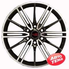 Купить Replica Concept TY511 BKF R17 W7 PCD5x114.3 ET45 HUB60.1