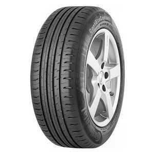 Купить Летняя шина CONTINENTAL ContiEcoContact 5 215/60R16 95H