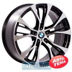 REPLICA BMW Z1128 BMF - Интернет магазин резины и автотоваров Autotema.ua