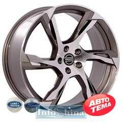 Купить REPLICA VOLVO V514 GMF R18 W8 PCD5x108 ET49 DIA63.4