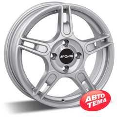 Легковой диск RONAL R 52 Silver - Интернет магазин резины и автотоваров Autotema.ua