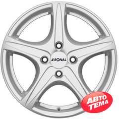Легковой диск RONAL R56 Crystal silver - Интернет магазин резины и автотоваров Autotema.ua