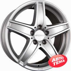 Легковой диск RONAL R48 Silver - Интернет магазин резины и автотоваров Autotema.ua