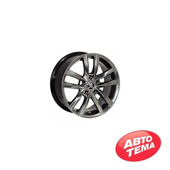 Купить REPLICA SKODA BK5182 HB R17 W7.5 PCD5x112 ET45 DIA57.1