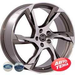 Купить ZF V514 GMF R18 W8 PCD5x108 ET49 DIA63.4