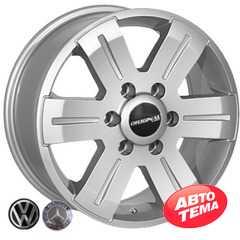 Купить ZW BK562 S R16 W7 PCD6x130 ET60 DIA84.1