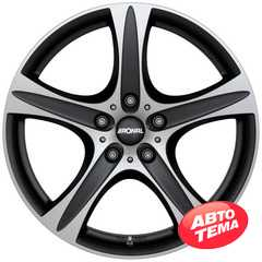 Купить RONAL R 55 SUV MB/FC R20 W9.5 PCD5x120 ET50 DIA72.6