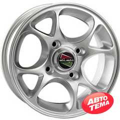 Купить Легковой диск STILAUTO SR400 SuperLo​ok IT R14 W6 PCD4x108 ET20 DIA65,1