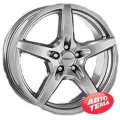 Легковой диск DEZENT T Silver DE - Интернет магазин резины и автотоваров Autotema.ua