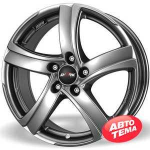 Купить ALUTEC Shark Silver R17 W7 PCD4x98 ET35 DIA58.1