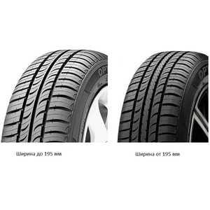 Купить Летняя шина HANKOOK Optimo K715 195/65R15 88T