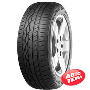 Купить Летняя шина GENERAL TIRE GRABBER GT 275/45R20 110V