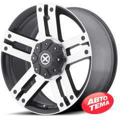 Легковой диск ATX AX190 S-BLK/MCH - Интернет магазин резины и автотоваров Autotema.ua