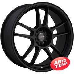 Легковой диск TENZO RACING DC5 Matt Black w/Mach Lip - Интернет магазин резины и автотоваров Autotema.ua