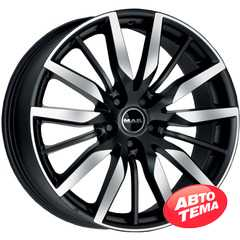 Купить MAK Barbury Ice ​Black R19 W8 PCD5x114.3 ET40 DIA76