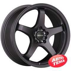 Легковой диск TENZO RACING Tracer V1 Charcoal - Интернет магазин резины и автотоваров Autotema.ua