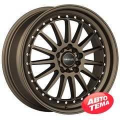 Легковой диск TENZO RACING Turismo Bronze - Интернет магазин резины и автотоваров Autotema.ua